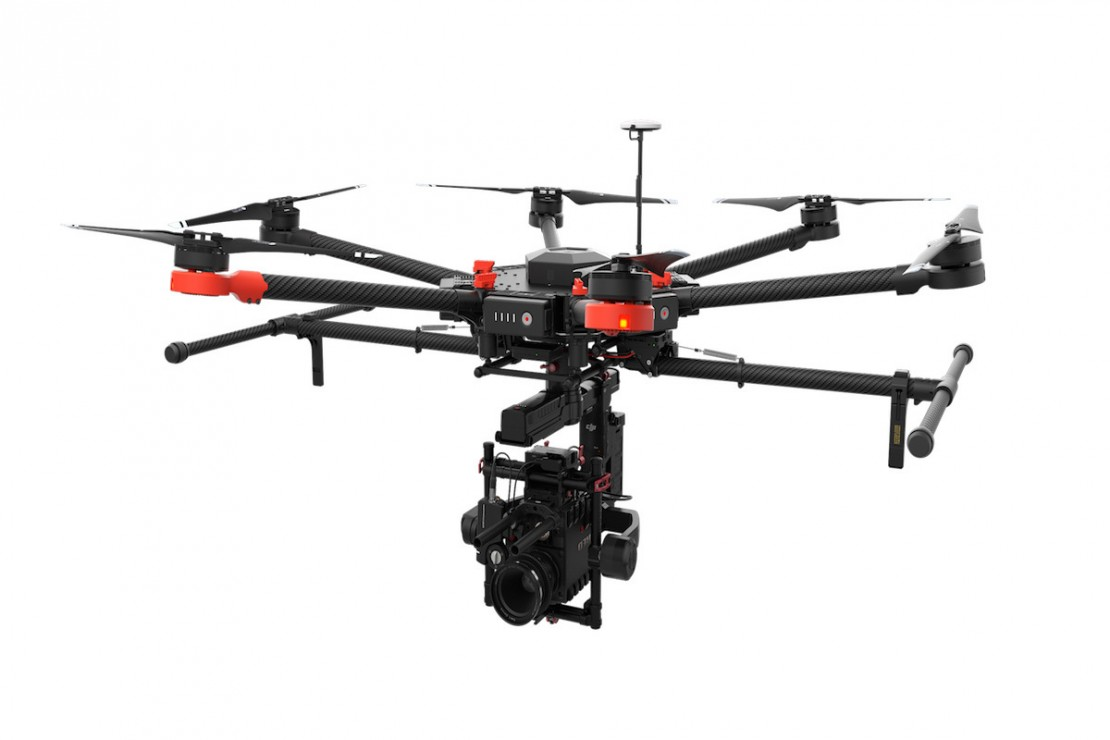 DJI Matrice 600 With Ronin MX Hassleblad A5D Professional Photography Kit