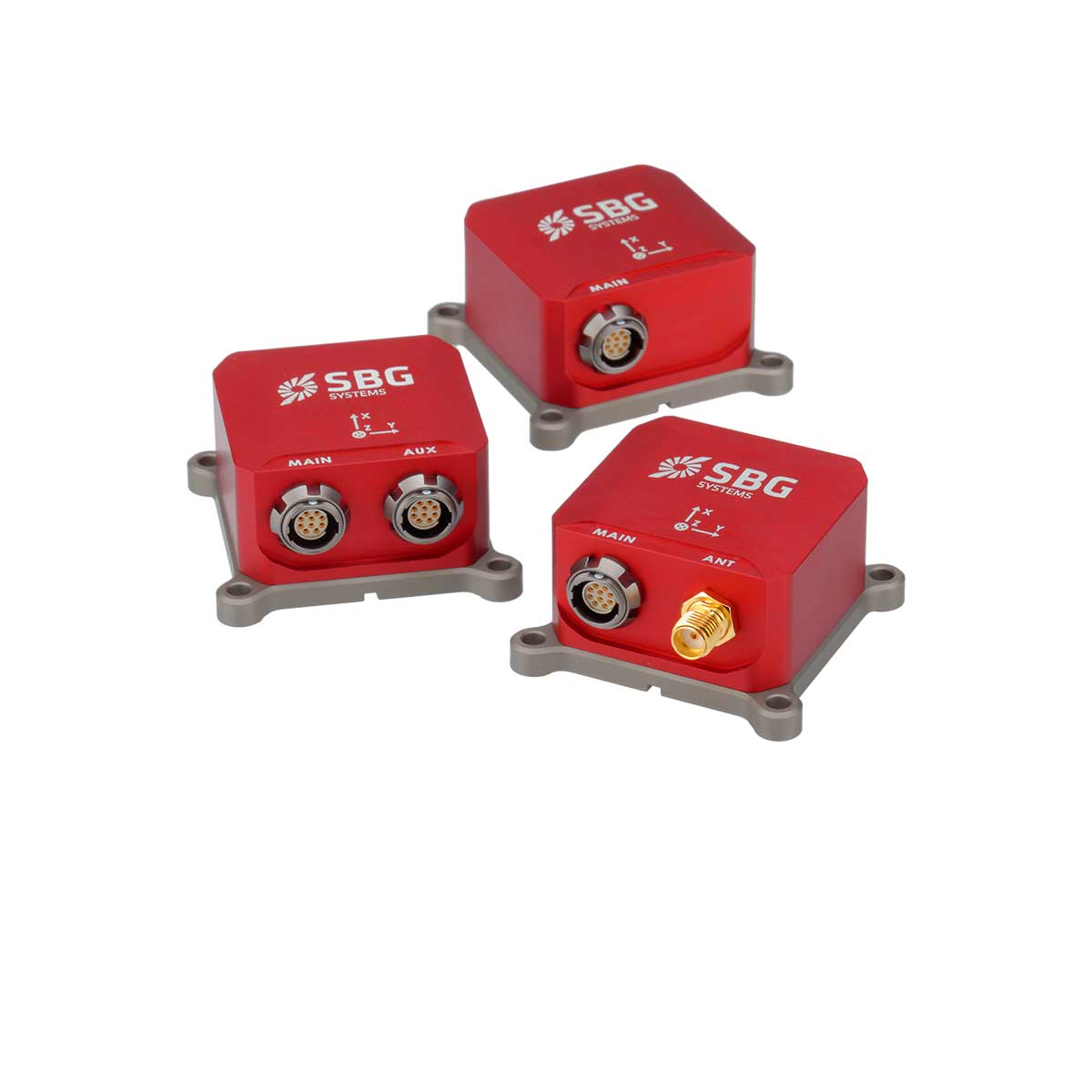 GPS/GNSS Receivers
