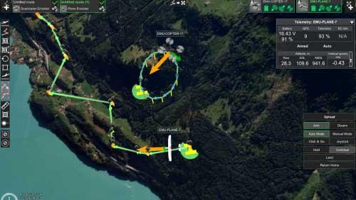 UgCS PC Mission Planning Software