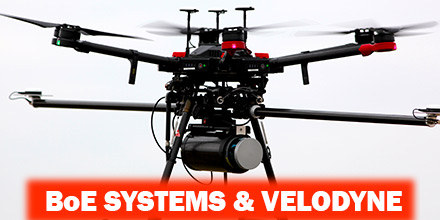 Velodyne LiDAR Archives - Unmanned Systems Source